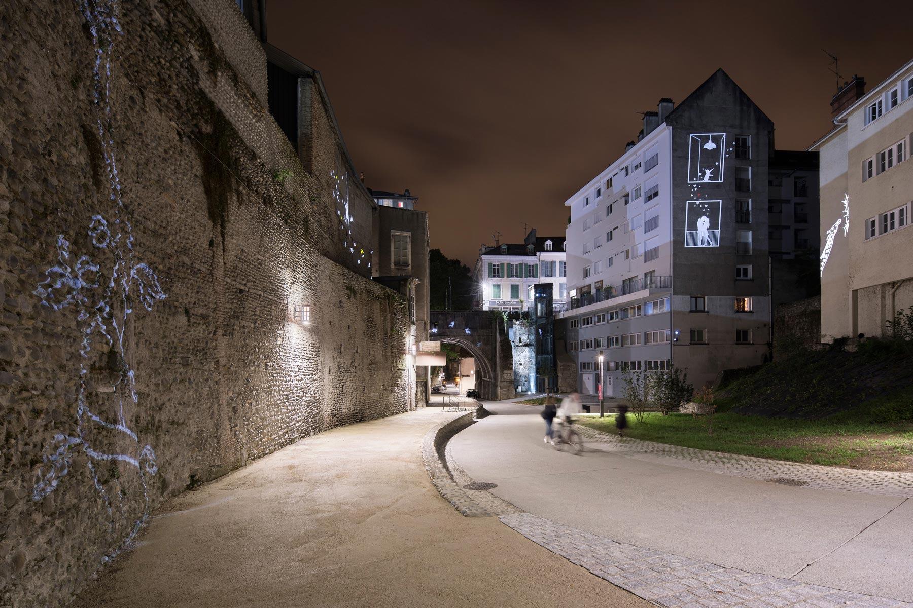 conception lumière à Pau